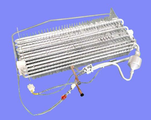 Econômico degele as peças finned do congelador do evaporador/refrigerador do calefator