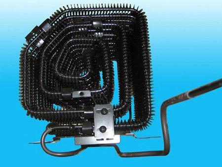 Condensador externo do tubo do fio com o tubo de aço revestido do cobre
