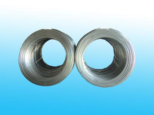 A alta freqüência galvanizou o tubo de aço 7.94mm x 0,65 milímetros sem revestido