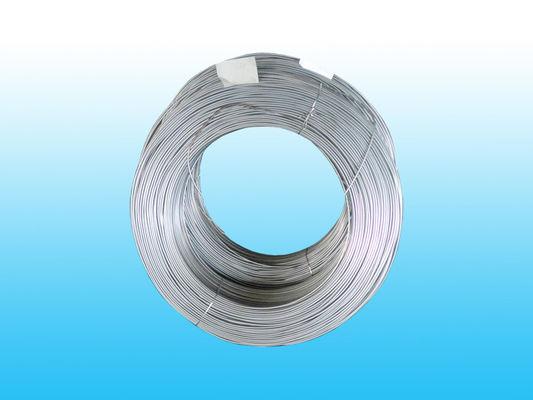 Tubulação de aço galvanizada quente de Bundy para o refrigerador, calefator 4,2 * 0,5 milímetros