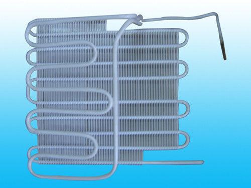 Evaporadores revestidos de cobre da refrigeração do tubo de Bundy, OEM/ODM